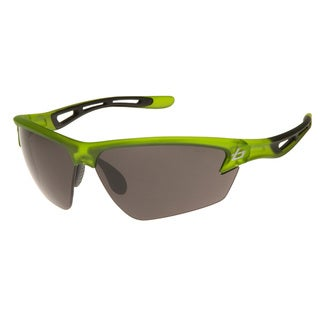 Bolle Men's Draft 11491 Green Sport Sunglasses