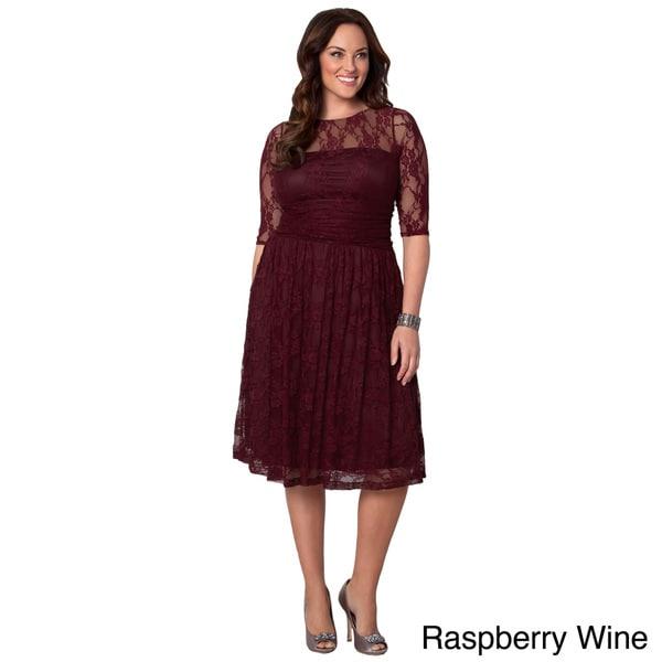 plus size attire wedding ceremony guest