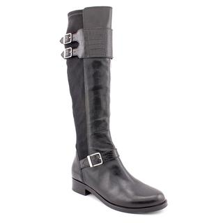 Cole Haan Women's 'Tennley Buckle.Boot' Leather Boots (Size 9.5 )