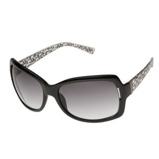 Kenneth Cole Reaction Women's KC1144 Black Sunglasses