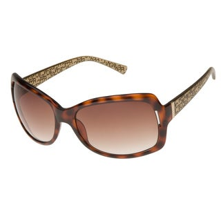 Kenneth Cole Reaction Women's KC1144 Tortoise Sunglasses
