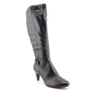 Alfani Women's 'Jeanna' Black Faux Leather Boots