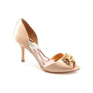 Badgley Mischka Women's 'Kassabella' Satin Dress Shoes
