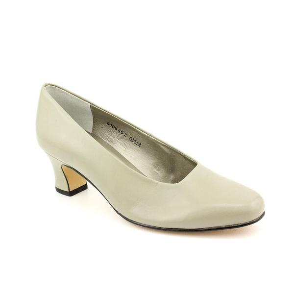 Ros Hommerson Women's 'Vicki' Leather Dress Shoes - Narrow (Size 10 )