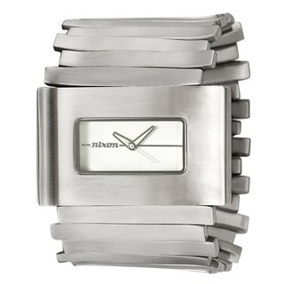 Nixon Women's 'The Mazzy' Stainless Steel Quartz Watch