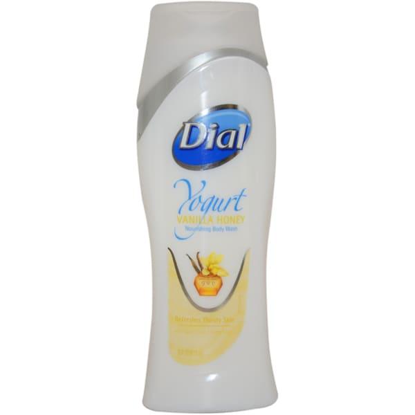 Dial Yogurt Vanilla Honey Nourishing 16-ounce Body Wash