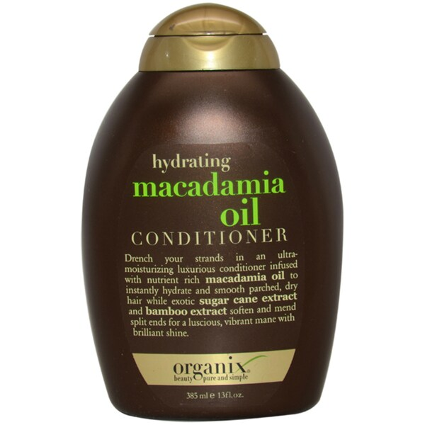 Organix Hydrating Macadamia Oil 13-ounce Conditioner