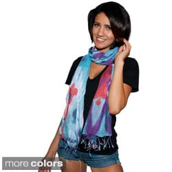 Colors of Life Cotton Scarf (India)