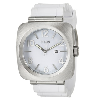Nixon Men's 'The Volta' Stainless Steel Solar-powered Watch