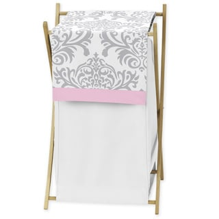 Sweet JoJo Designs Elizabeth Laundry Hamper