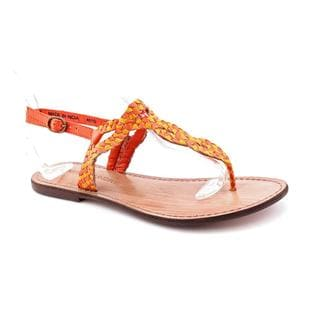 Chinese Laundry Women's 'Native' Leather Sandals