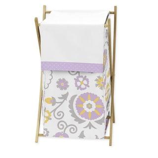 Sweet JoJo Designs Suzanna Laundry Hamper