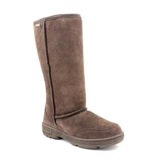 Boot; BEARPAW^ Emma Suede Sheepskin and