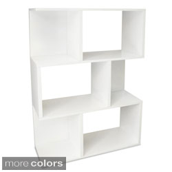 Madison Open-Shelf zBoard Bookcase