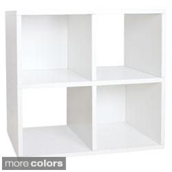zBoard Quad Cube Bookcase