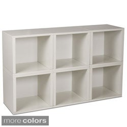 Modular zBoard Storage Cubes (Set of 6)