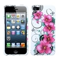 BasAcc Morning Petunias Phone Protector Case for Apple iPhone 5