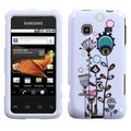 BasAcc Flowers Peacock Tail Case for Samsung� M820 Galaxy Prevail