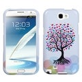 BasAcc Love Tree Phone Case for Samsung� Galaxy Note II T889/ I605