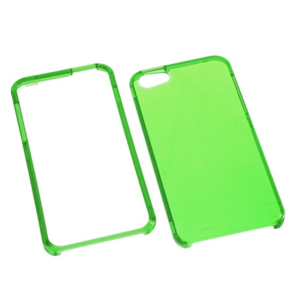INSTEN Honey Green Phone Protector Phone Case Cover for Apple iPhone 5