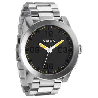 Nixon Corporal SS A346 Grand Prix Watch