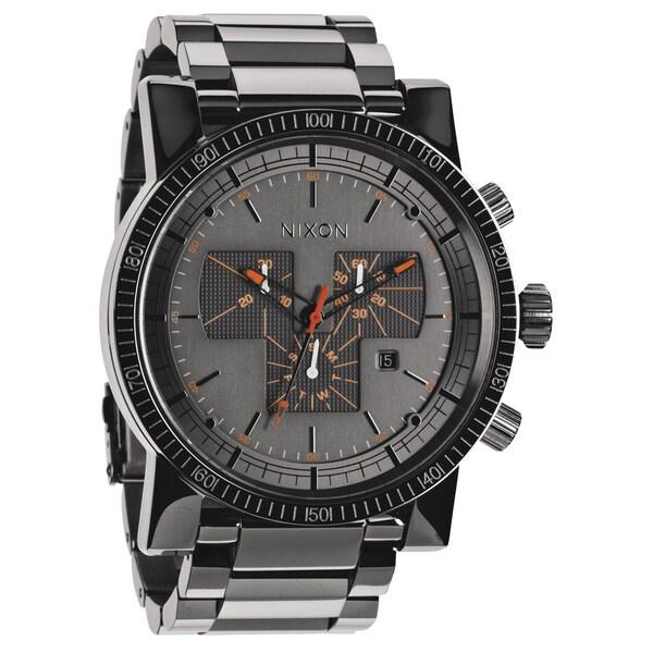 Nixon Magnacon SS A154 Steel Gray Watch