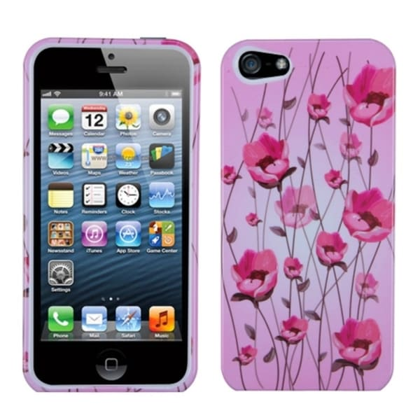 INSTEN Sunroom Phone Protector Phone Case Cover for Apple iPhone 5