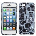BasAcc Mechanical Gears Phone Protector Case for Apple iPhone 5