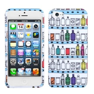 BasAcc Wine Cabin Phone Protector Case for Apple iPhone 5