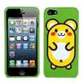 BasAcc Cute Hamster Phone Protector Case for Apple iPhone 5
