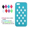 BasAcc Tropical Teal Module Skin Case for Apple iPhone 5