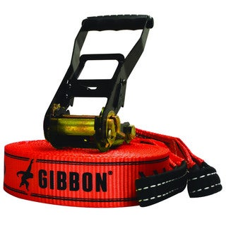 Gibbon Classic Line X13 Original 49-foot Slackline Kit