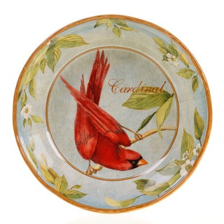 Certified International Botanical Birds Pasta/Serving Bowl