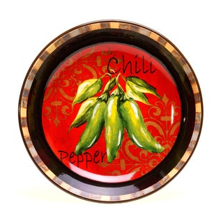 Certified International Chili Pepper Pasta/Serving Bowl