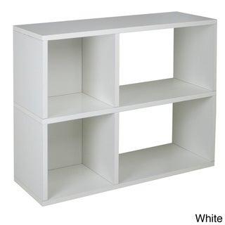 Way Basics Chelsea Modern zBoard Bookcase