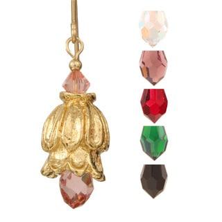 Breena 'Crystal' Earrings