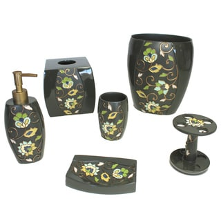 Sherry Kline Jacquelyn 6-piece Bath Accessory Set