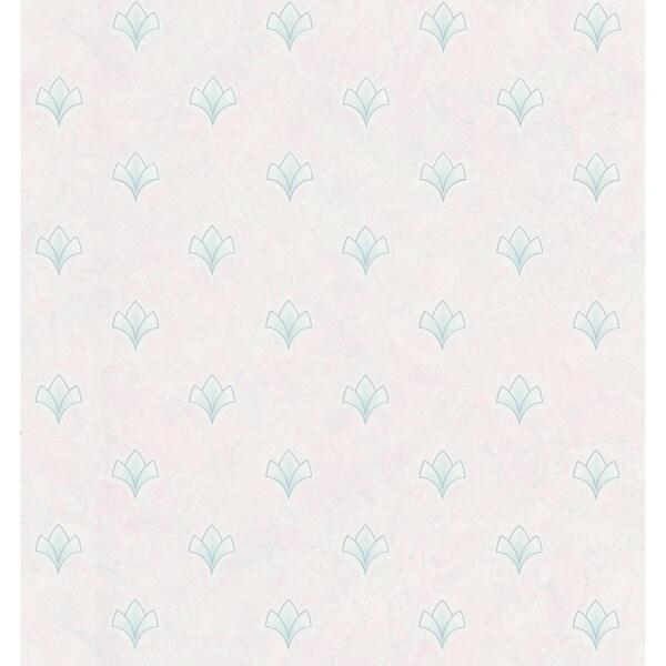 Brewster Pastel Classic Pattern Wallpaper