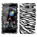 BasAcc Zebra Skin Case for Motorola XT926W Droid Razr HD