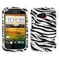 BasAcc Zebra Skin Case for HTC Desire C