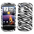 BasAcc Zebra Skin Case for HTC Amaze 4G