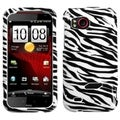 BasAcc Zebra Skin Case for HTC ADR6425 Rezound