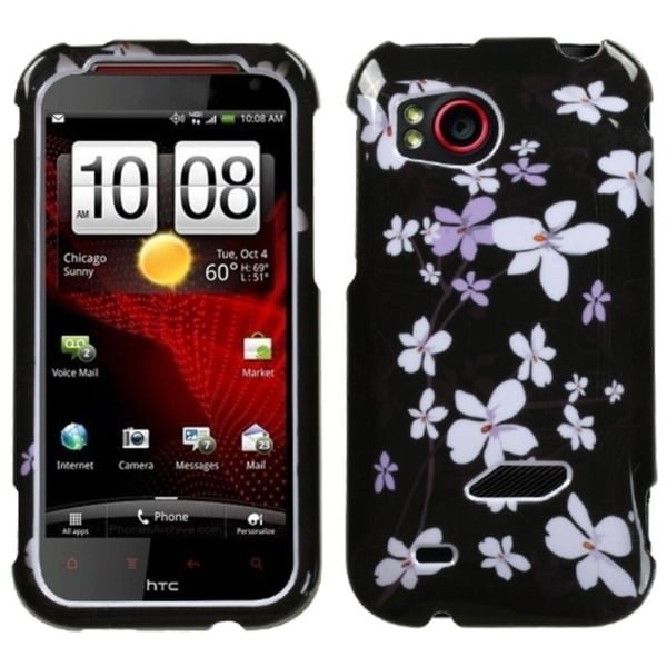 INSTEN Wintersweet Phone Case Cover for HTC ADR6425 ...