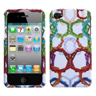 BasAcc Winter Rings Case for Apple iPhone 4/ 4S