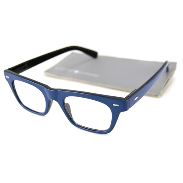 cf4f55f899b Gabriel + Simone Readers Men s  Unisex Lyon Rectangular Reading Glasses  Gabriel + Simone Reading Glasses