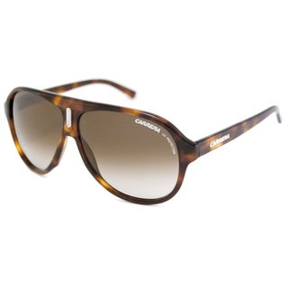 Carrera Carrera 38 Men's/ Unisex Havana/Brown Gradient Aviator Sunglasses