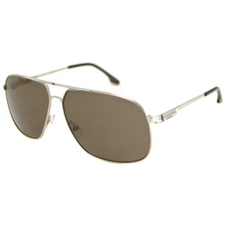Carrera Carrera 59 Men's Gold/Polarized Brown Aviator Sunglasses