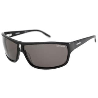Carrera Carrera 61 Men's Black/Grey Wrap Sunglasses
