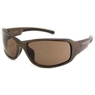 Harley Davidson Men's HDS603 Wrap Sunglasses