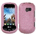 BasAcc Pink Diamante Case for LG VN271 Extravert